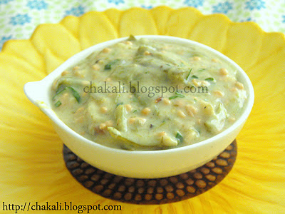 bhendiche bharit, bhendiche raite, bhindi raita, bhinid bhurta