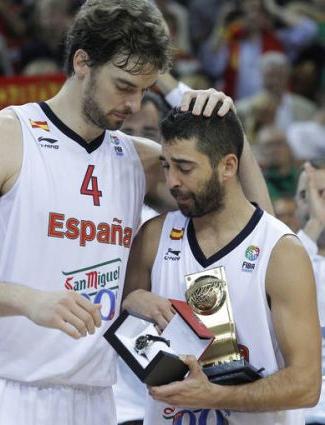 Juan Carlos Navarro MVP mejor jugador