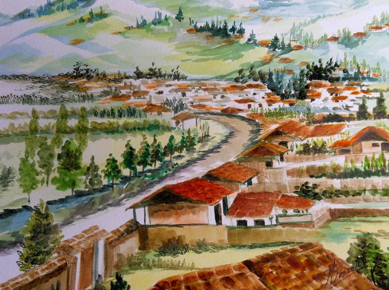Los Mejores Pintores, Fotógrafos y Escultores de Colombia: PUEBLO ...