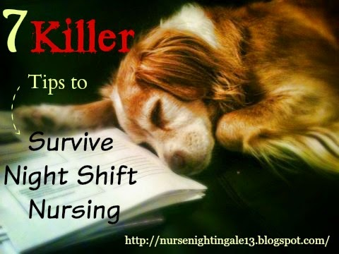 Night shift, sleep, nursing, clinical, hospital, nurse
