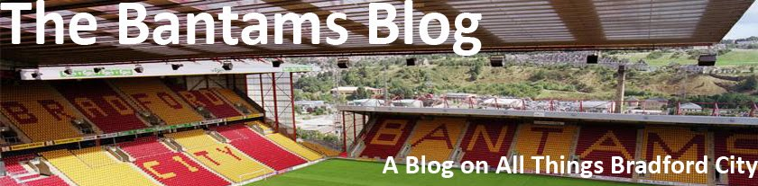 The Bantams Blog