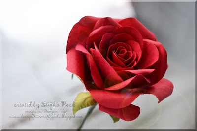 Long Stemmed Rose Tutorial