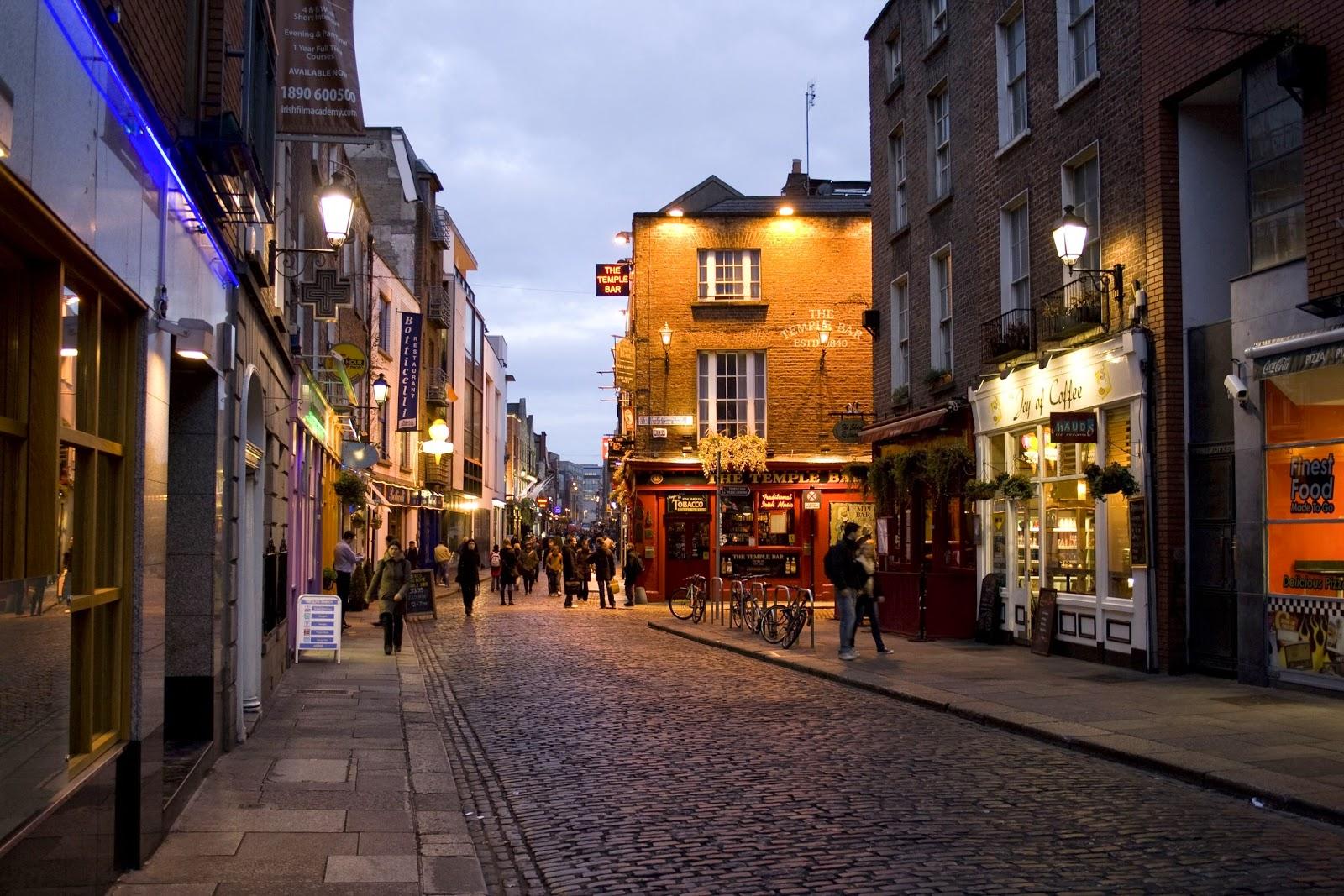 Thủ đô Dublin Ireland