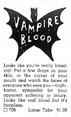 Vampire Blood