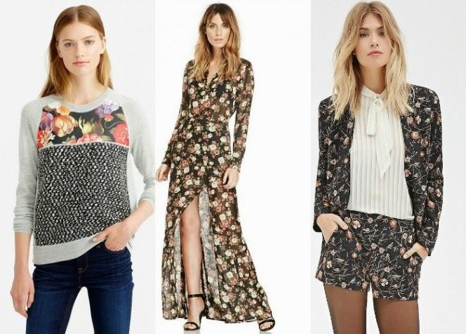 9 τρόποι να φορέσεις floral όλο το χειμώνα!  7ed8dc0f8df