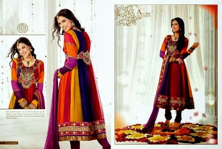Colorful-Anarkali-Suits