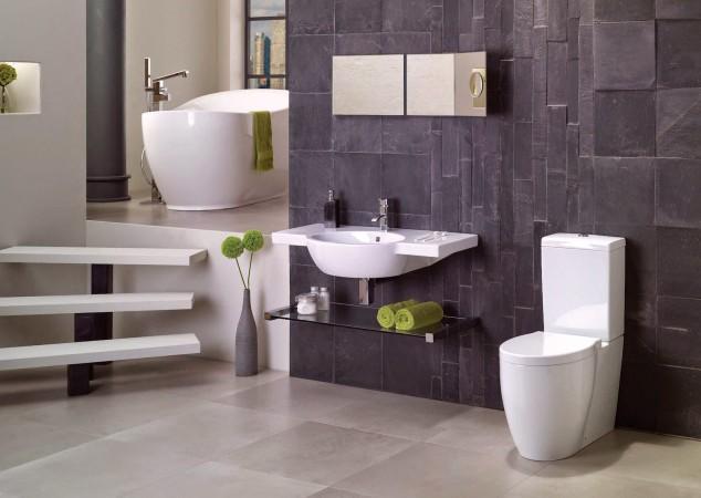 Dwell of decor 25 luxury modern bathroom designs ideas for Dwell bathroom designs