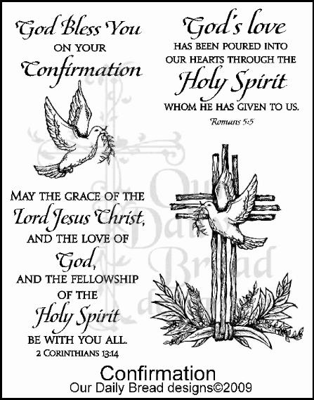 Quotes For Catholic Confirmation Catholic Confirmation Clip Art