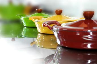 Como cocina carola qu lindo es tener unas buenas ollas for Sartenes de hierro fundido el corte ingles