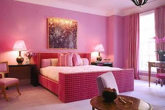 #8 Fabulous Interior Design Bedroom Pink