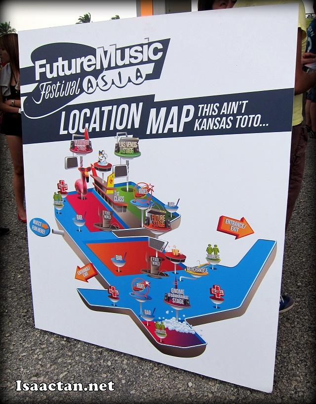 Future Music Festival Asia 2012 Sepang