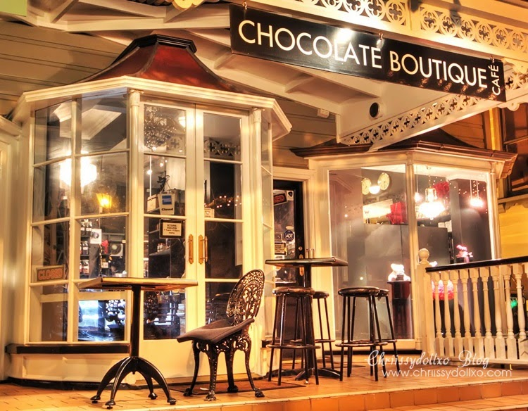 My New Favourite Place: Chocolate Boutique Cafe