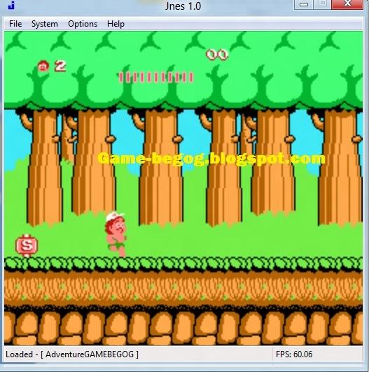 Download Game Nintendo Adventure Island