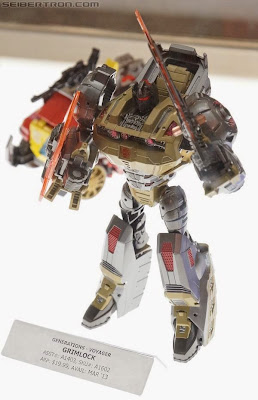 Grimlock Generations Fall of Cybertron