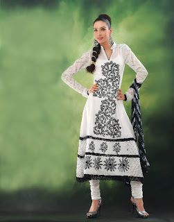 Fashion Magazine Models: Gul Ahmed Garments 2011
