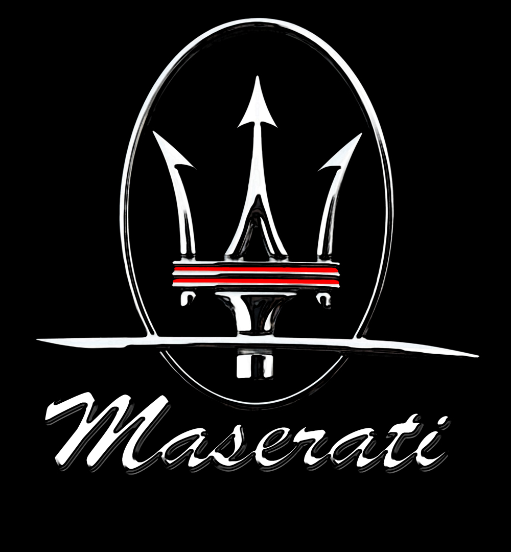 10 maserati logo. Black Bedroom Furniture Sets. Home Design Ideas
