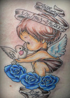 Cherub Angel Tattoo Ideas - Cute Cherub Tattoo Gallery