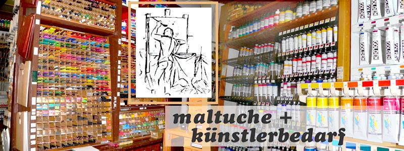 Maltuche & Künstlerbedarf