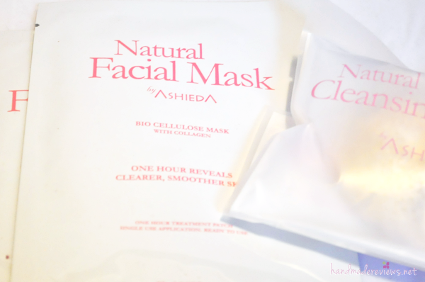 Ashieda Natural Facial Mask