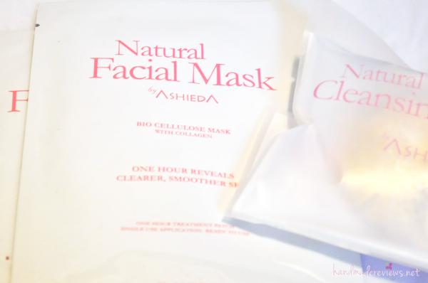 Ashieda Natural Facial Mask