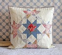 Волшебной красоты подушка
