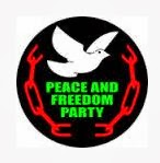 Register to Vote Peace and Freedom!