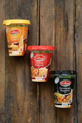 galbani gran gusto  grana padano parmigiano regiano