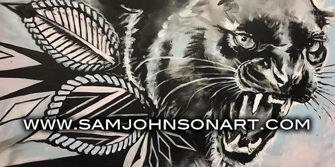 Sam Johnson Art