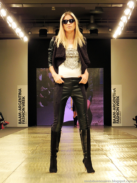 Markova invierno 2014 moda casual