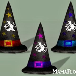 Como hacer un Sombrero de Bruja