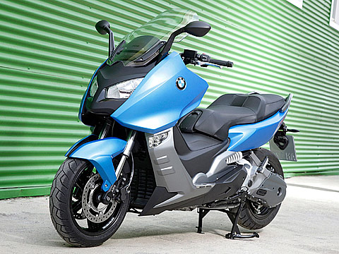 2012 BMW C600 Sport Scooter pictures - 480x360 pixels