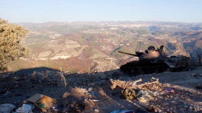 Mujahidin Serbu Desa Mayoritas Pendukung Assad