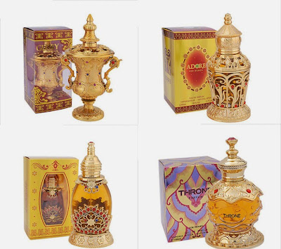 perfumes arabes