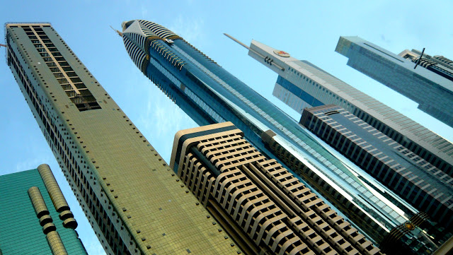 towers in dubai UAE