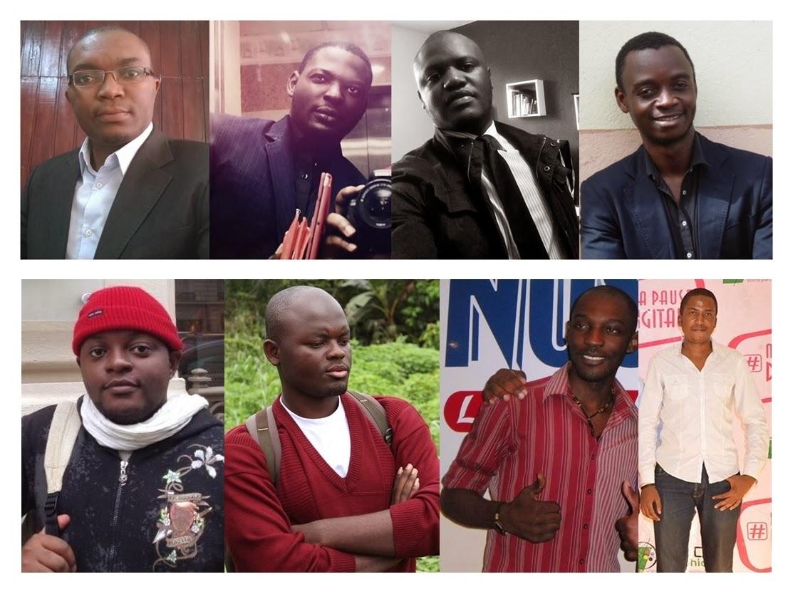 Blogueurs camerounais