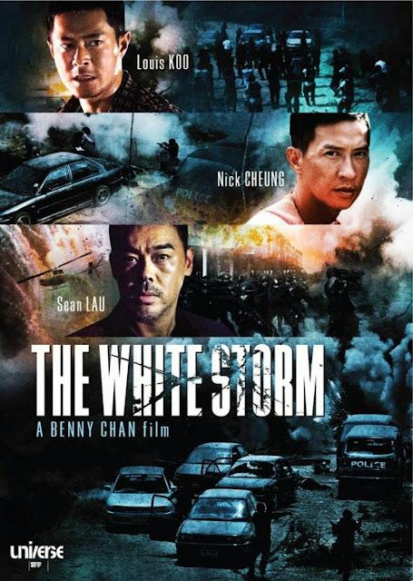 Trận Chiến Á Phiện - The White Storm (2013)