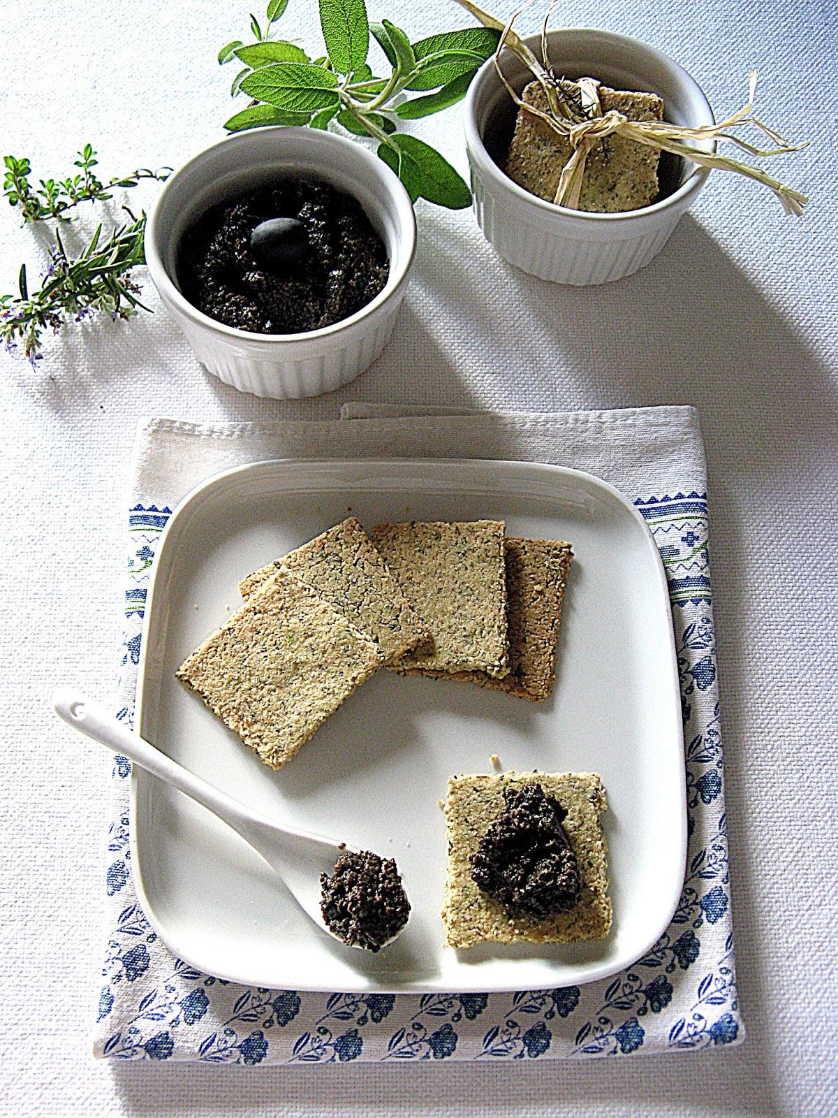 tapenade - pesto di olive nere