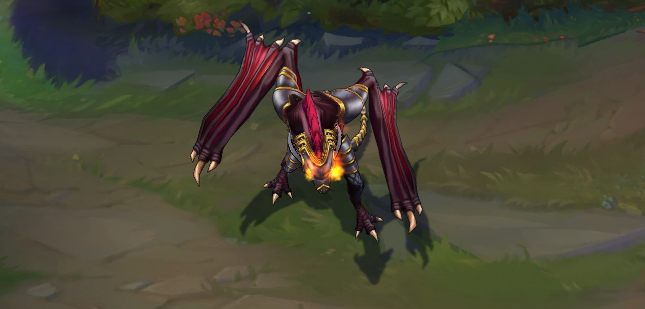 Surrender at 20: Champion and Skin Sale 4/17 - 4/20 Ironscale Shyvana Ingame