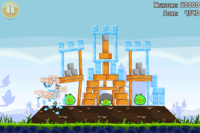 Angry bird HD - commitcyber