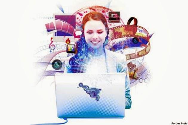 Broadband infrastructure Improving in India