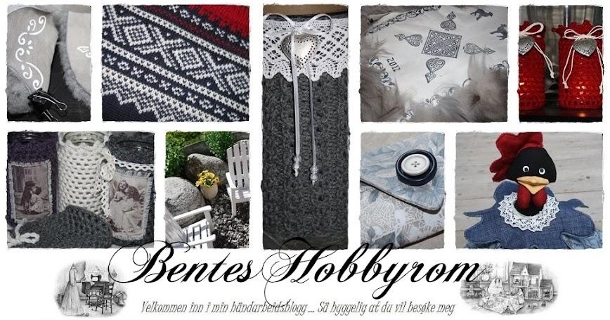 Bente`s Hobbyrom