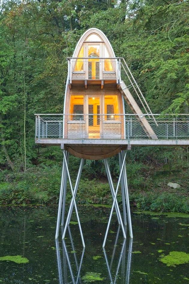 Model Rumah Kabin Modern | Model Denah Rumah Minimalis