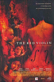 Vỹ Cầm Đỏ - The Red Violin