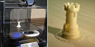 impressora 3D 2 Impressora 3D: a Tecnologia de Ultima Geração
