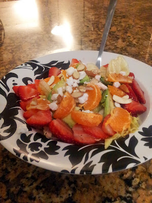 Fruity Florida Summer Salad