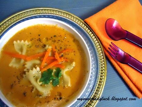 sup wortel