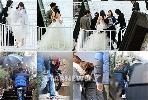 Sun Ye Wedding 01