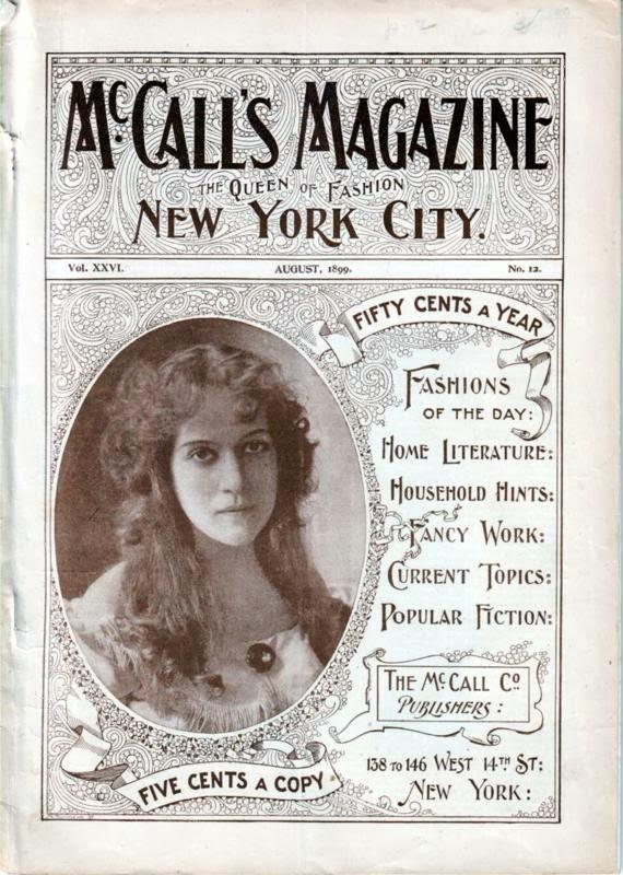 McCall's Magazine 1899
