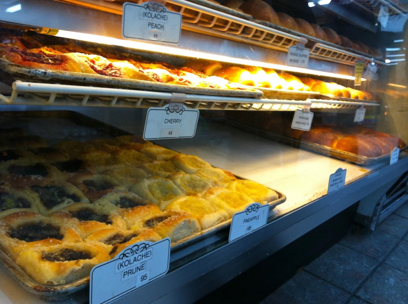 the czech stop little czech bakery west tx