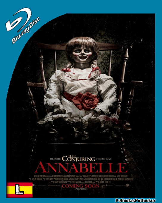 Annabelle [BrRip 720p][Latino][SD-MG-1F-RG]